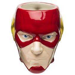 Zak Designs DC Comics Justice League The Flash Sculpted Cera