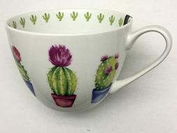 Portobello by Inspire Desert Cactus Coffee Mug Tea Cup | Bon