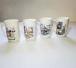 Designer Mugs Kitchen Decoration Coffee Tea Drinking Cups Se