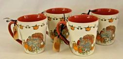 Spectrum Designz Thanksgiving Turkey Harvest Fall Coffee Mug