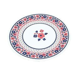 40 PCS Dinner/Picnic/Barbecue Snakes Paper Plates 18 CM