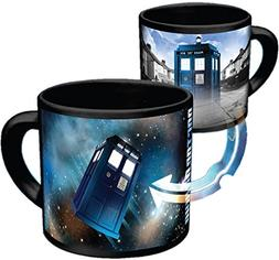 Doctor Who - Disappearing TARDIS Coffee Mug - Add Hot Liquid