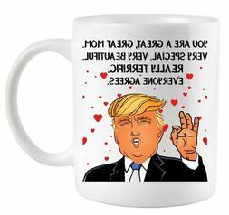 Donald Trump Mother's Day Coffee Mug Funny Gift 11 oz