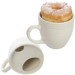 Best Morning Ever Doughnut Warming Coffee Tea Mug Porcelain