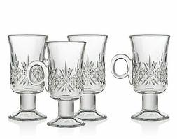 Godinger Dublin Set/4 Irish Coffee Mugs
