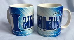 DUKE BLUE DEVILS 11 OZ CERAMIC COFFEE MUG FREE SHIPPING