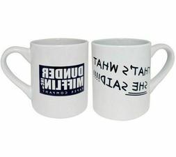 "The Office - DUNDER MIFFLIN Ceramic Coffee Mug16 oz NEW ""Tha"