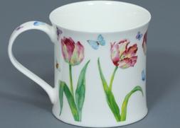 DUNOON BEAU JARDIN Fine Bone China WESSEX Mug #4A