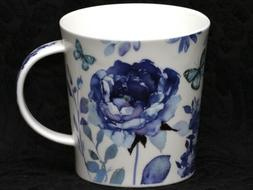 DUNOON BLUE HAZE Fine Bone China LOMOND Mug #3B