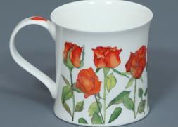dunoon garden flowers fine bone china wessex