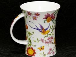 DUNOON GARDEN PARADISE Fine Bone China RICHMOND Mug #1B