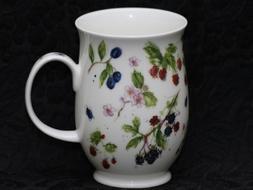 DUNOON ORCHARD FRUIT Fine Bone China SUFFOLK Mug #1B