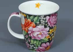 DUNOON ROMANY Fine Bone China NEVIS Mug #1A