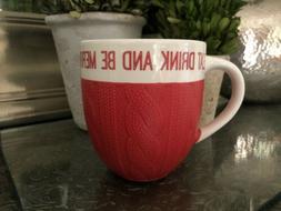 """Pfaltzgraff """"Eat, Drink & Be Merry"""" Mug by Pfaltzgraff, Coff"""