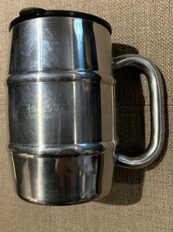 Eco Vessel Double Wall Insulated Stainless Steel Barrel Coff
