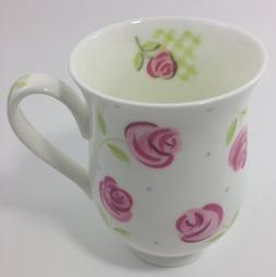 Roy Kirkham Eleanors Roses Fine Bone China Eleanor Mug