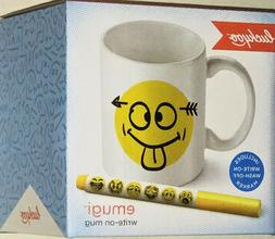 Luckyoo Emugi Write On 15 oz. Mug