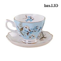 GLLead European Style Top Grade Ceramic Coffee <font><b>Cup<