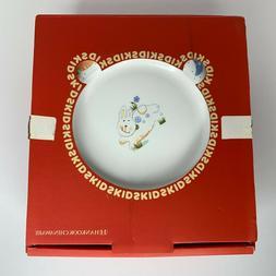Hankook Fine Bone China Child's Kids Dinnerware Set 3 Piec