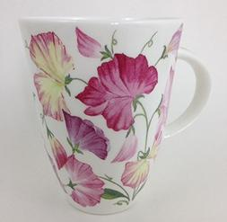 Roy Kirkham Fine Bone China Floral Sweet Pea Louise Style Mu