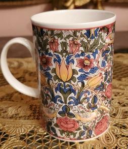 "Fine Bone China "" Rose ""  Coffee Tea Mug ."