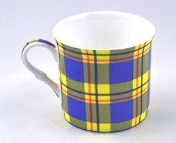 Fine English Bone China Mug - Tartan Royal Carlisle Scottish