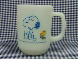 Fire King Snoopy Coffee Break