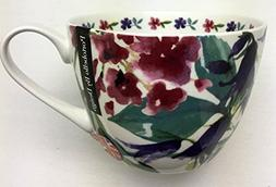 Floral Garden Mug from Portobello - English Designed Fine Bo