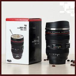 <font><b>New</b></font> 24-105MM Lens THERMOS Camera Travel