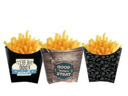 French Fry Holder Cup 4 oz / 120 grs
