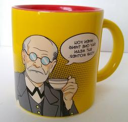 Freudian Sips Cup Mug By The Unemployed Philosophers Guild S