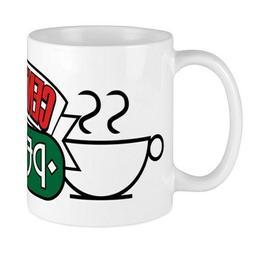 Friends TV Central Perk Official Coffee Mug 11oz **FREE SHIP