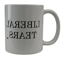 Rogue River Funny Coffee Mug Liberal Tears Political Novelty