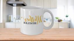 Funny Coffee Mug mother hustler tea cup gift moms mugs with
