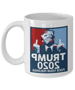 Funny Donald Trump President 2020 Coffee Mug Men Women Polit