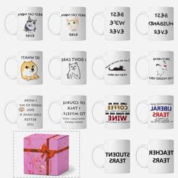 Funny Gag Coffee Mug Kitchen Tea Cup Birthday Gift For Frien