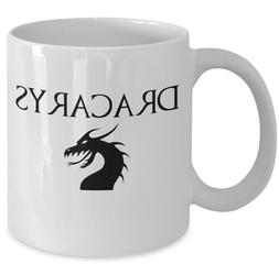 Game of Thrones coffee mug - Dracarys Dragonfire Mother of D