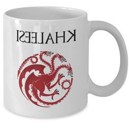 Game of Thrones Daenerys coffee mug - Khaleesi House Targary