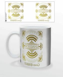 GAME OF THRONES KHALEESI 11 OZ COFFEE MUG TEA CUP HBO TV ARY