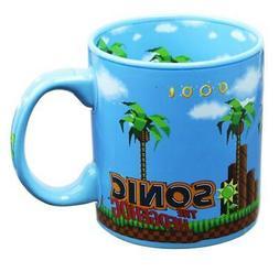 Sonic the Hedgehog Game Scene 20oz Coffee Mug