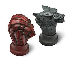 Game of Thrones Stark and Lannister Map Marker Salt and Pepp