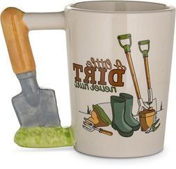 Decodyne Garden Series Coffee Mug - Novelty Coffee Mugs
