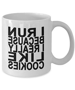 Gift For Runners, Funny Coffee Mugs, Funny Gifts For Men, I