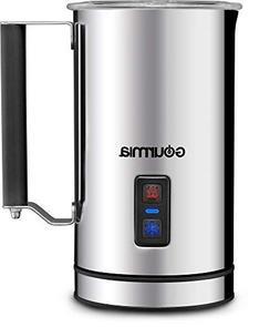 Gourmia GMF215 Cordless Electric Milk Frother & Heater 3 Fun