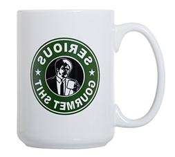 Goddamn, Jimmy. This Is Some Serious Gourmet Shit Mug- 15oz