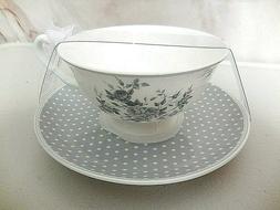 Grace's Teaware Bone China Mug Coffee/Tea Cup Saucer/Plate S