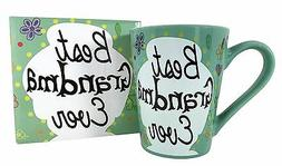 Valentine's Grandma Coffee Mug Gifts - Best Grandma Ever Cer