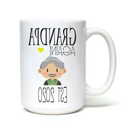 Grandpa Again! Est 2020 Coffee Mug A Perfect Gift For Every