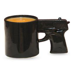 BigMouth Inc. BM1466 Mug Gun Cup Coffee, Black