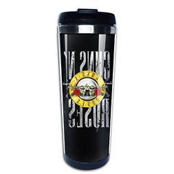 Guns N' Roses Double Walled Travel Coffee Mug
